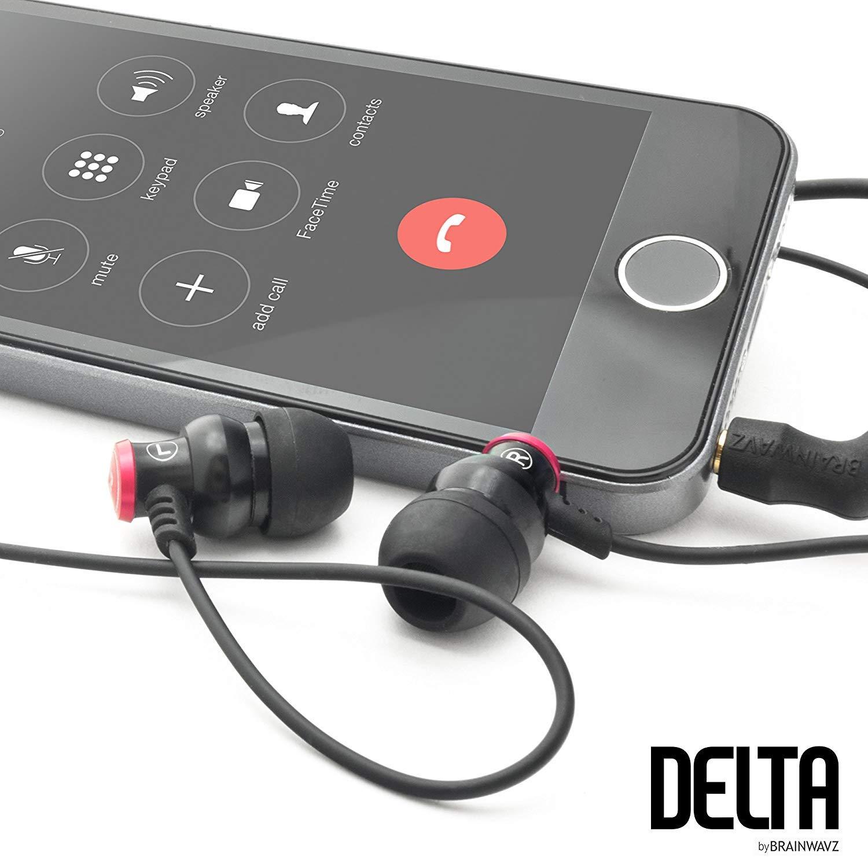Brainwavz Delta Auriculares In Ear con micrófono para iOS y ...