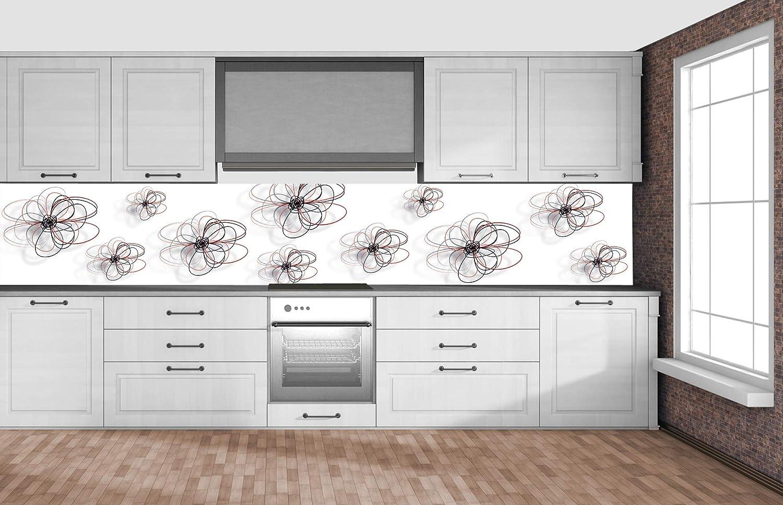 DIMEX LINE Film Autoadhesivo de Cocina AZULEJO 180 x 60 cm Decoraci/ón de Cocina
