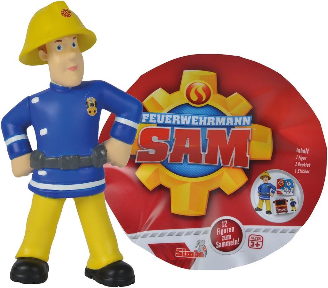 Elvis /& MandyFeuerwehrmann SamSpiel Figuren SetSimba Toys