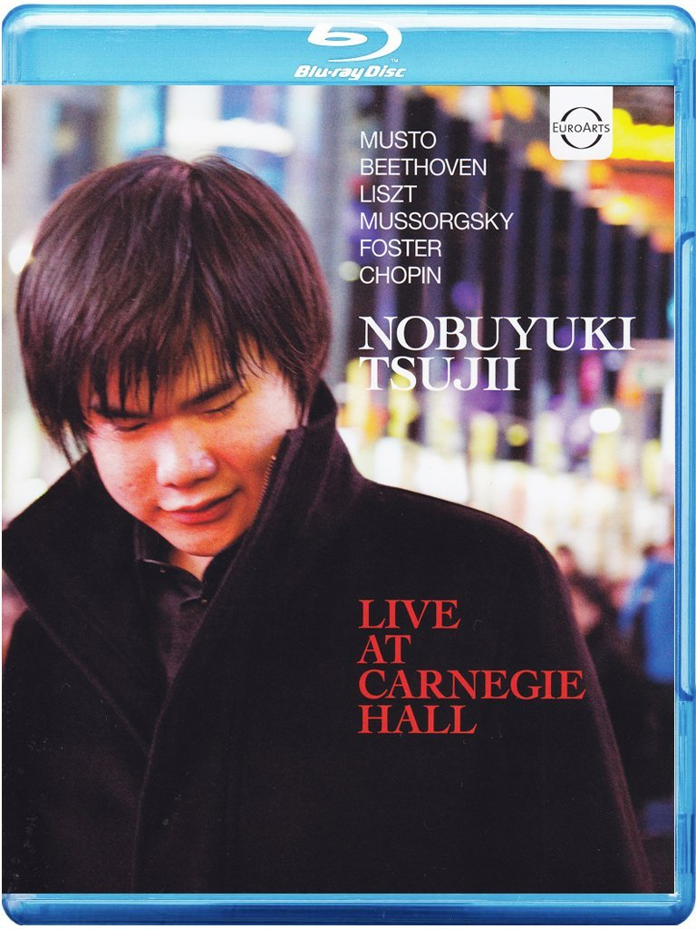 Blu-ray : Nobuyuki Tsujii - Live At Carnegie Hall (Blu-ray)