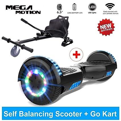 Mega Motion Monopatín Eléctrico Patinete Electrico Scooter ...