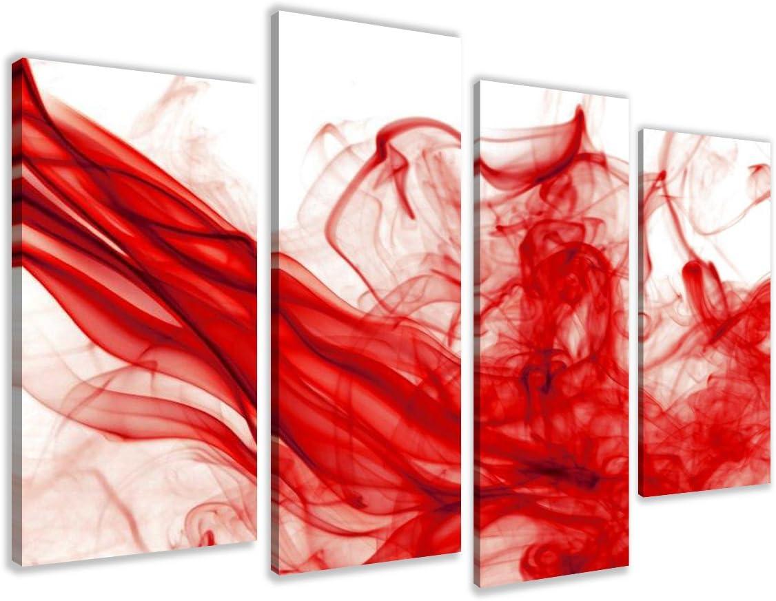 Images sur toile sur cadre 195 x 80 cm abstrait art pret a accrocher 6801