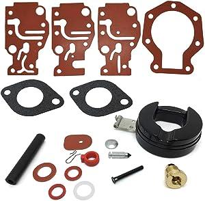 Paopro Carburetor Carb Repair Rebuild Tool Kit for Johnson Evinrude 439073 0439073
