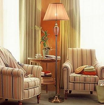 Europäische Stehleuchte Wohnzimmer Schlafzimmer Studie Schreibtisch Lampe  Retro Moderne Kreative Vertikale Stehleuchte