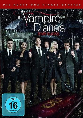 The Vampire Diaries Staffel 8 Dvd