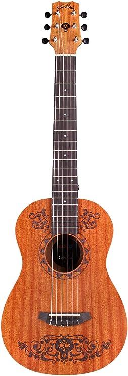 Cordoba Guitars Coco Mini MH/MH W/B - Mini classical guitar ...