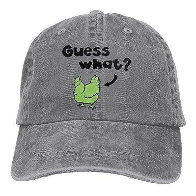 yting Gorras de béisbol de Mezclilla Gorra Sombrero Ajustable de ...