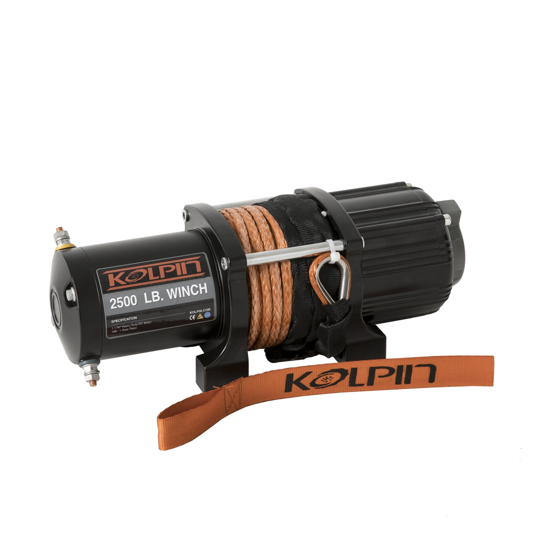 Kolpin 25-9255 Synthetic Winch