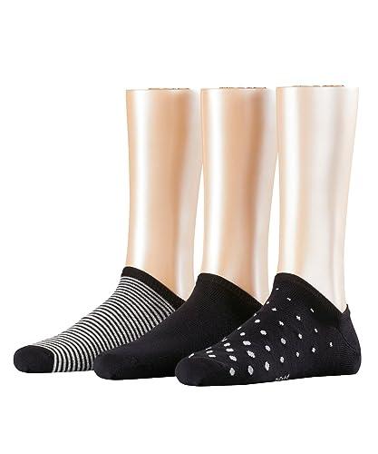 ESPRIT Damen Füßlinge Pattern Mix
