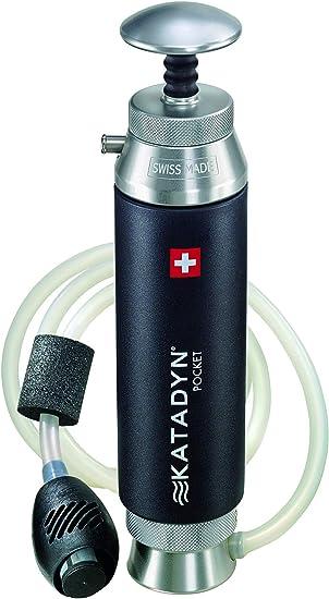 Katadyn Vario carb/ón Filtro de agua de acampada
