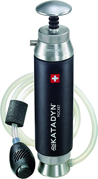 Katadyn Hiker Pro Brand New Model Portable MicroFilter for backpacking camping