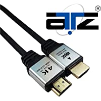 ATZ High Speed HDMI v2.0 Cable with Ethernet 4K, 2 Meter