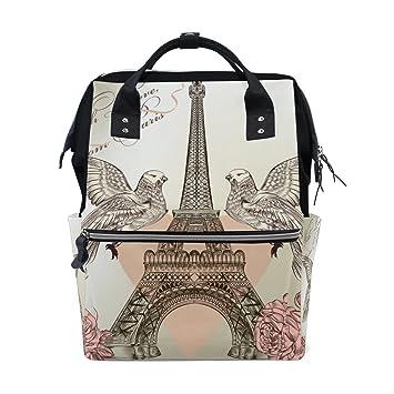 Amazon.com: mapolo San Valentín Rose de la torre Eiffel ...