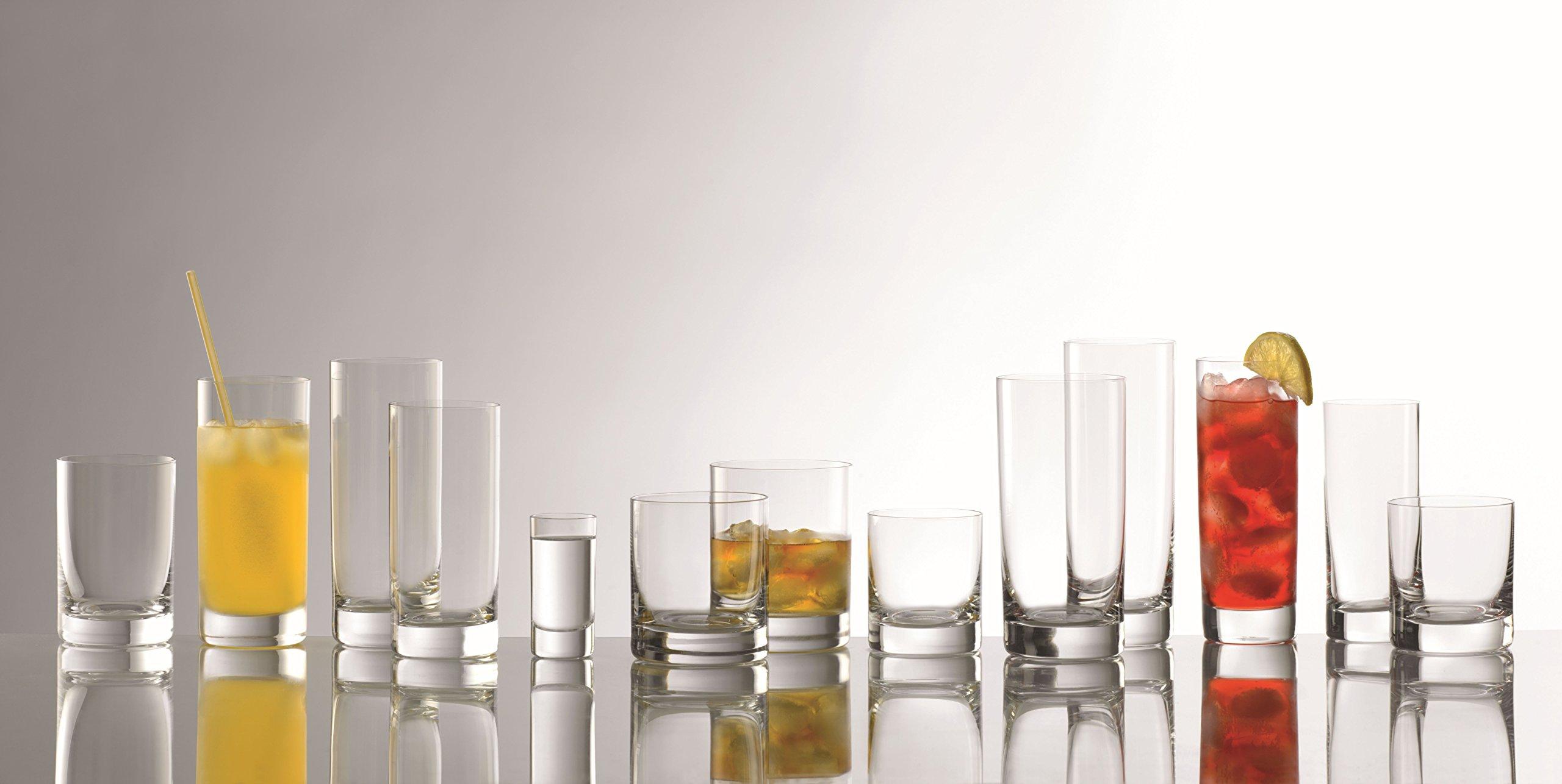 Stolzle New York Bar Collins Glasses, Set of 6