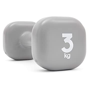 Reebok Mancuerna - 3 kg: Amazon.es: Deportes y aire libre