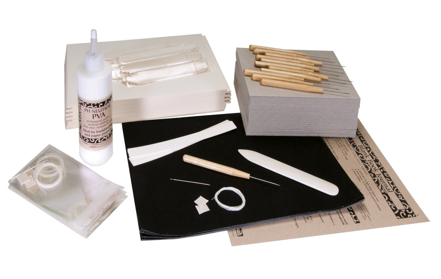 Lineco Blank Book Making Classroom Kit