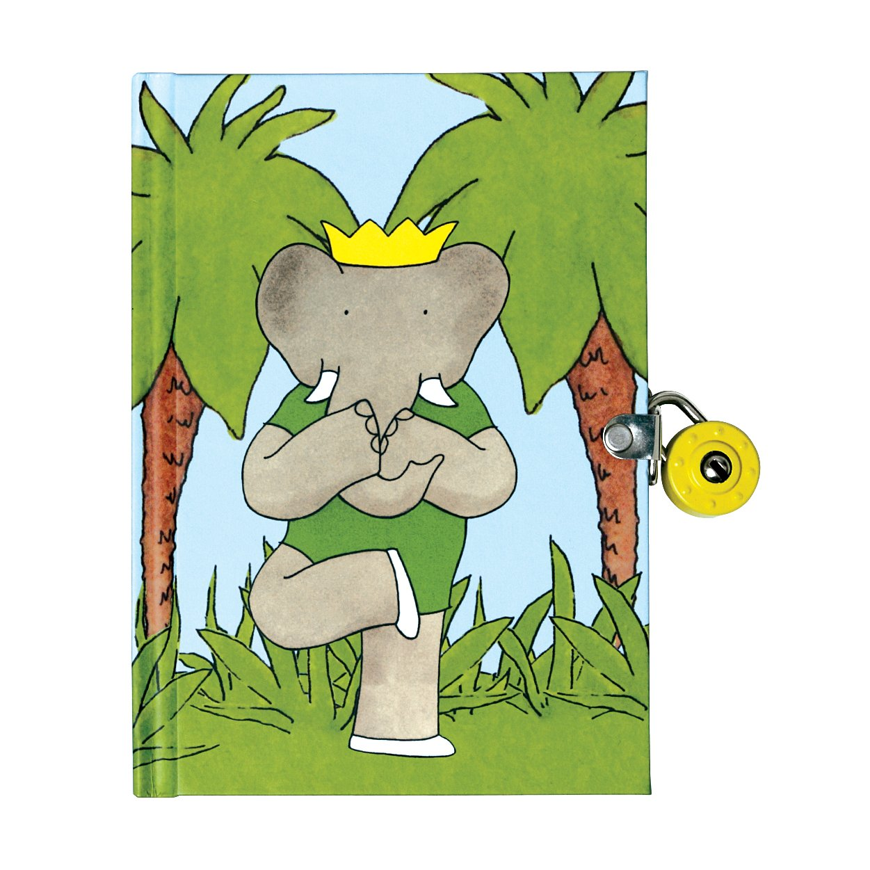 Babar's Yoga Locked Diary PDF