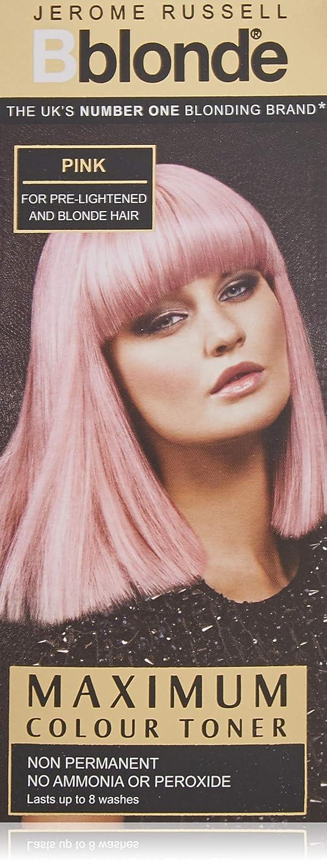 Jerome Russell Bblonde - Tóner de color máximo, color rosa