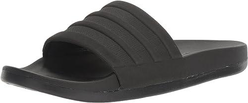 Napier Reanimar Abandono  Amazon.com: adidas Adilette Comfort - Zapatillas de natación para ...
