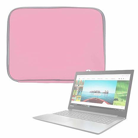 DURAGADGET Funda De Neopreno Rosa para Portátil HP Omen 15-ax014ns / Lenovo Flex 5