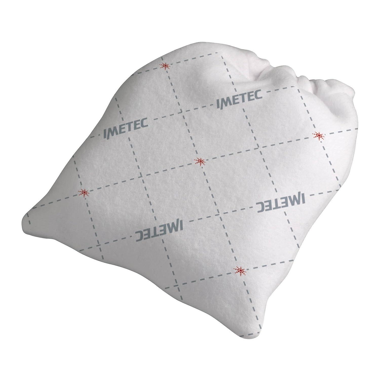IMETEC BW 02 - Calentador cerámico, 500 W, autonomía de calor 2 horas, color blanco: Amazon.es: Salud y cuidado personal