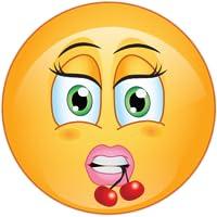 Flirty Emojis by Emoji World