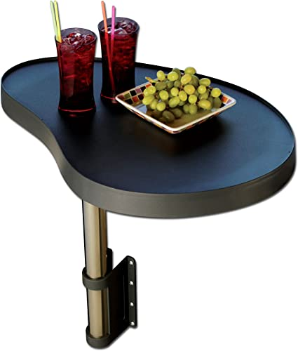 Essentials Leisure Concepts Inc. Q3256 Leisure Concepts Spa Caddy Swivel Side Table Tray