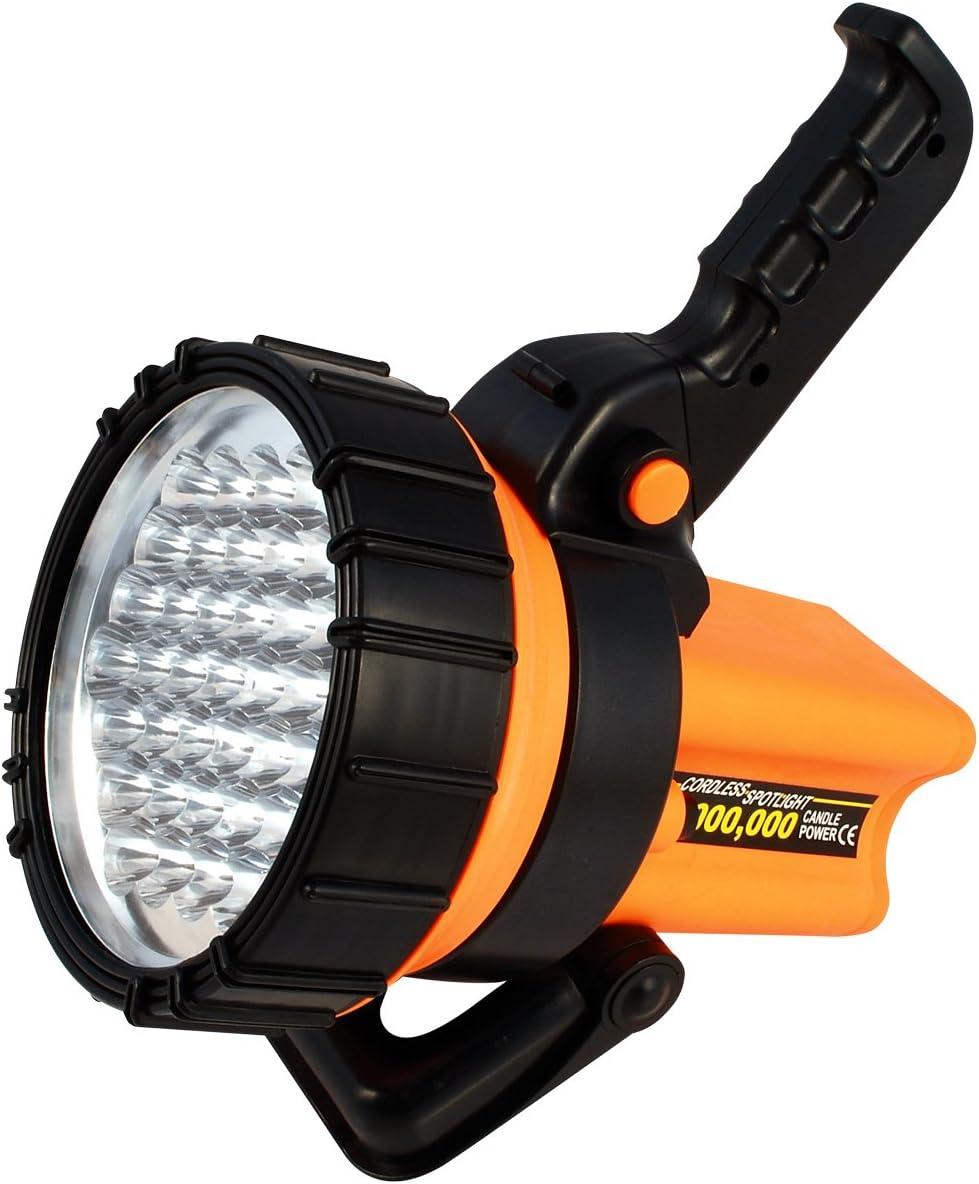 37 DEL rechargeable Lanterne Travail Torche 1 Million Bougie Puissance Spotlight