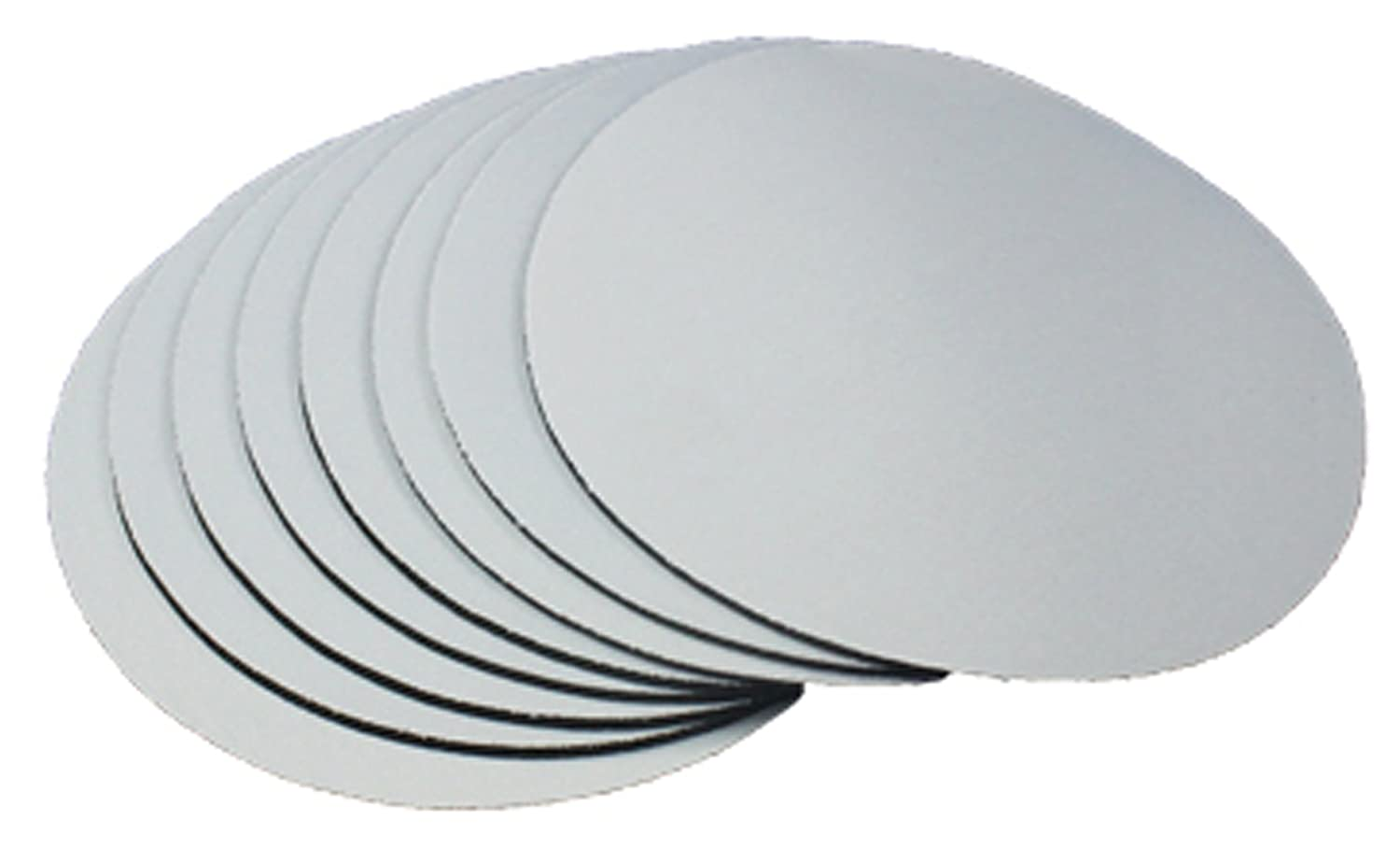 graphic regarding Printable Coasters identify : 10 Sublimation Blanks DyeTrans Rubber Spherical