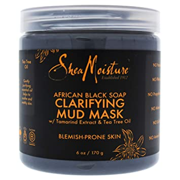 Image result for shea moisture face mask