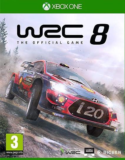 World Rally Championship 8 (WRC 8) Versión española: Amazon.es: Videojuegos