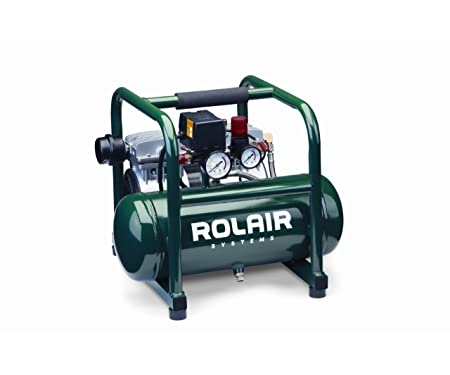 <strong>Rolair JC10 </strong><strong>quiet air compressor</strong>