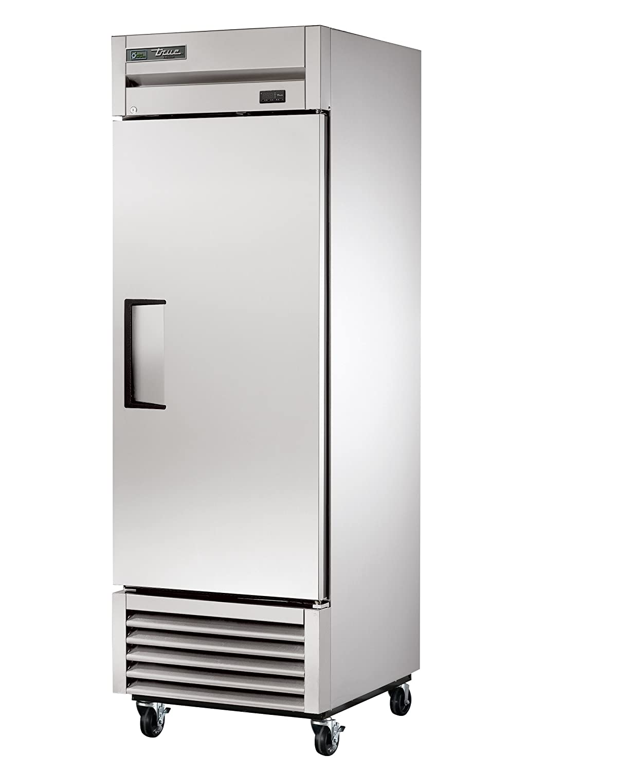 "True T-23-HC Reach-in Solid Swing Door Refrigerator with Hydrocarbon Refrigerant, Holds 33 Degree F to 38 Degree F, 78.375"" Height, 29.5"" Width, 27"" Length"