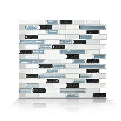 Smart Tiles Sm1041 0 Peel And Stick Backsplash And Wall Tile Muretto