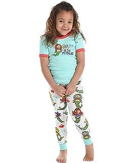 Lazy One Kids Long Sleeve Pajama Set Sweet Dreams 241a6b432