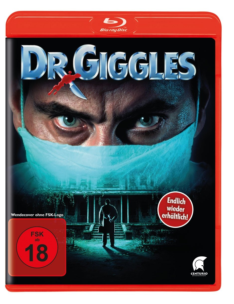 Dr. Giggles [Alemania] [Blu-ray]: Amazon.es: Drake, Larry, Combs, Holly Marie, De Young, Cliff, Quinn, Glenn, Diamond, Keith, Coto, Manny, Drake, Larry, Combs, Holly Marie: Cine y Series TV