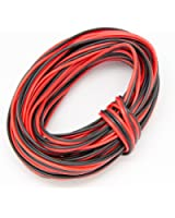 EvZ 20m 66ft 20awg Extension Cable Wire Cord for Led Strips Single Colour 3528 5050