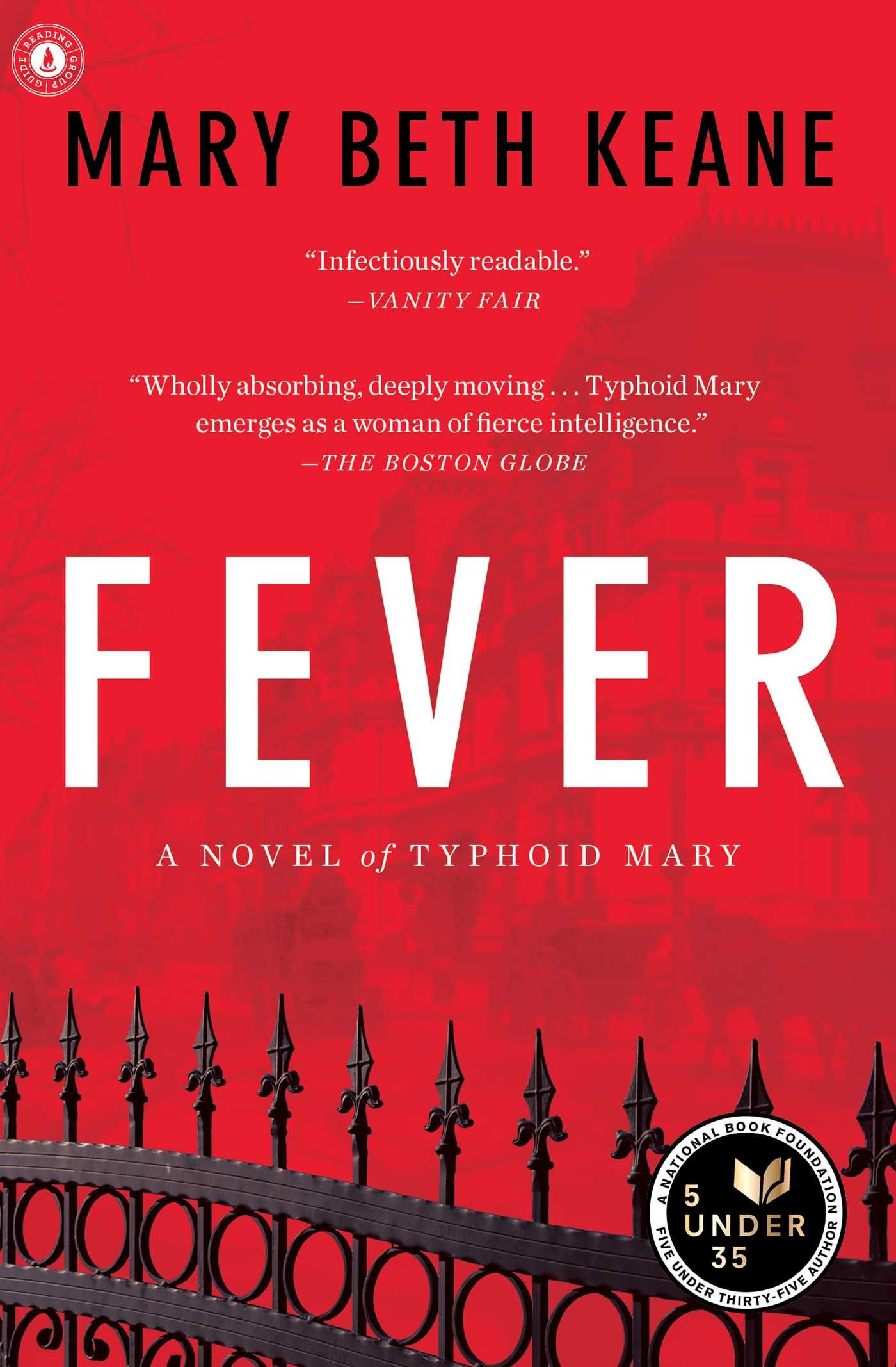 Image result for fever mary beth keane