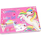 Top Model Ylvi and The Minimoomis Unicorn Love Letter Set (0010537), Multicolor (DEPESCHE 1)