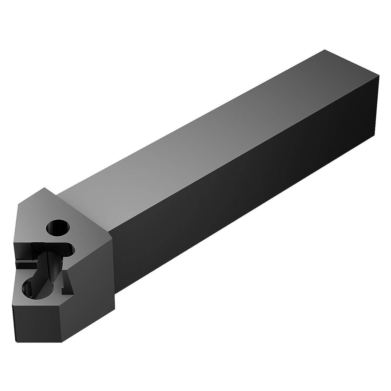Left Hand 16mm Width x 16mm Height Shank SNMG 322 Insert Size External Steel Sandvik Coromant PSSNL 1616H 09 Turning Insert Holder Square Shank Lever Lock 100mm Length x 20mm Width