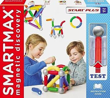 SmartMax Start Plus 30-teilig Magnetspiel Bau- & Konstruktionsspielzeug-Sets