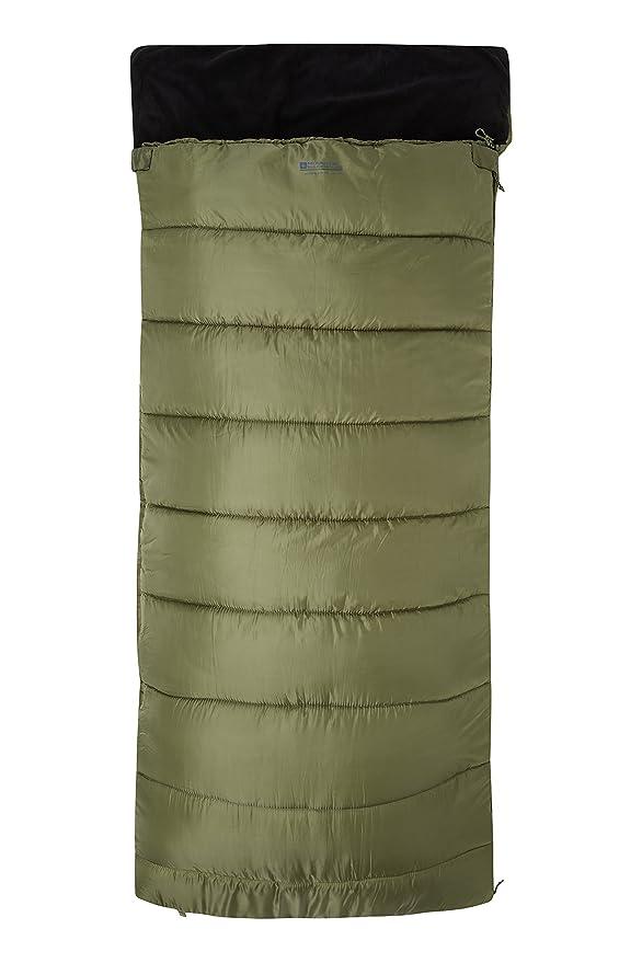 Amazon.com : Mountain Warehouse Sutherland Sleeping Bag - Fishing Sleeping Bag Khaki : Sports & Outdoors