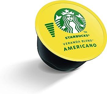 36-Count Starbucks Nescafe Dolce Gusto Veranda Blend Americano Capsules