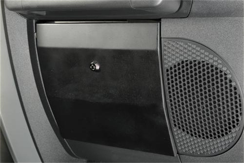 Amazon smittybilt 812101 black security glove box automotive publicscrutiny Gallery