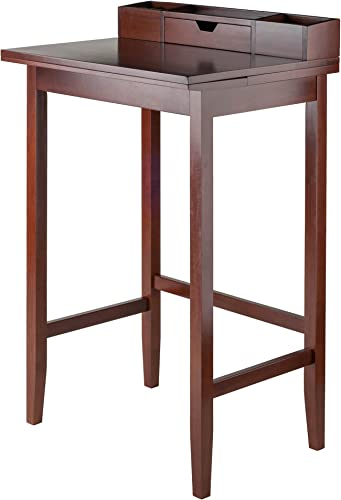 Winsome Archie Home Office, Walnut