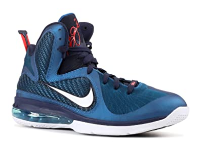 check out 9f9ca 4ad01 Nike LeBron 9 Griffey (469764-300) (Mens US8.5)
