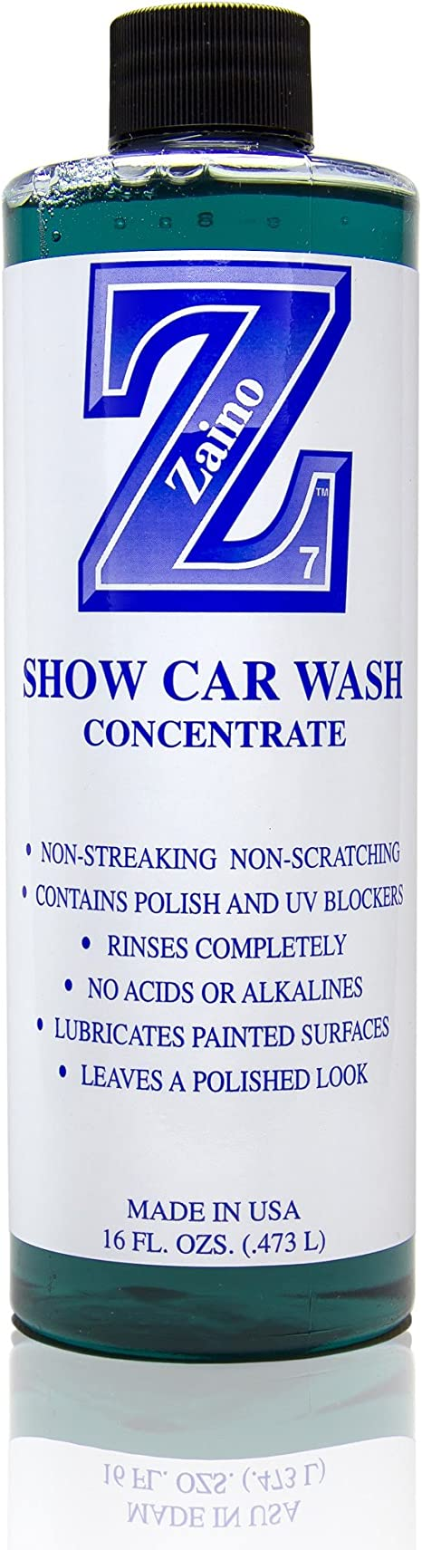 Zaino Z 7 Show Car Wash 473 Ml Auto