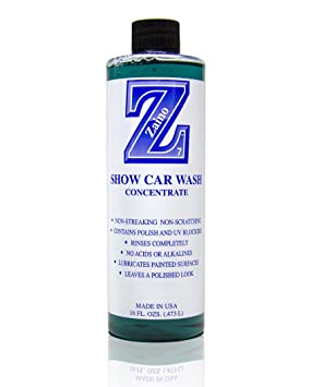 Zaino Z Show Car Wash Ml Amazoncouk Car Motorbike - Show car cleaning products