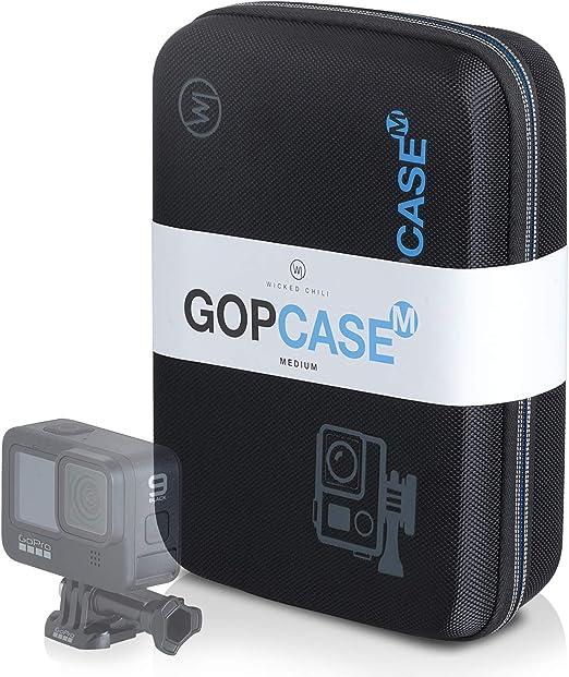 Wicked Chili Gop Case Tasche Kompatibel Mit Gopro Hero Kamera