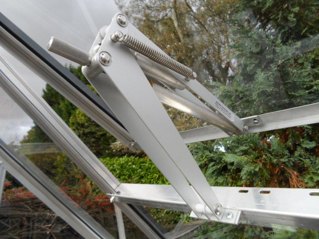 2 x Bayliss MK7 Hydraulicheck Greenhouse Window Opener